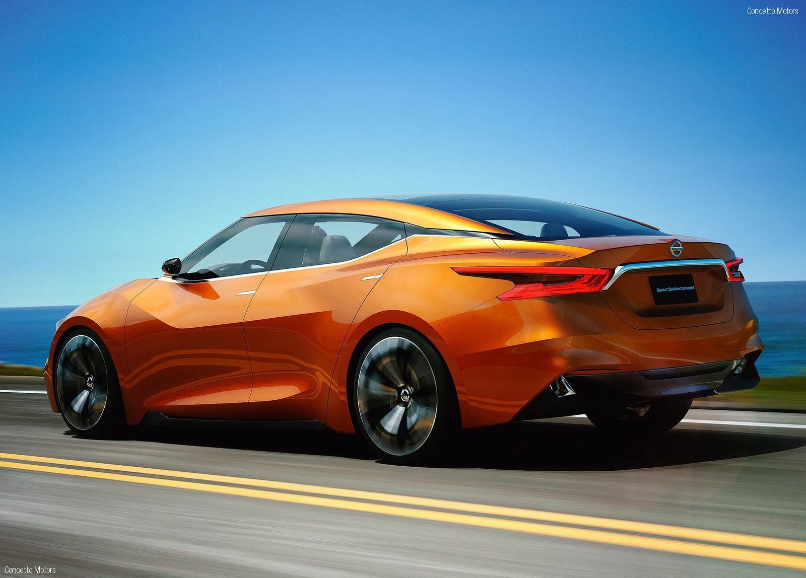 Sport Sedan Concept Enfatiza Design De Ultima Geracao E Estilo